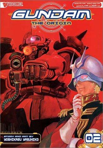 Gundam No. 2 : The Origin: Yoshikazu Yasuhiko