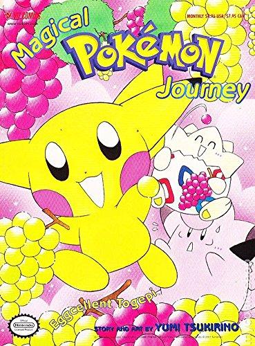 9781569317488: Magical Pokemon Journey, Volume 6 Number 2: Eggcellent Togepi