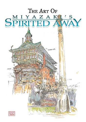 9781569317778: ART OF SPIRITED AWAY HC
