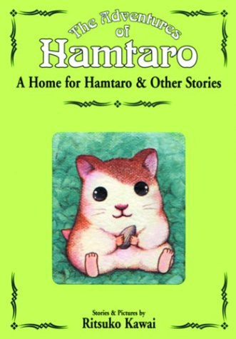 9781569317822: A Home for Hamtaro and Other Stories (The Adventures of Hamtaro, Vol. 1)