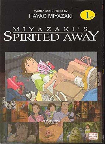 9781569317914: Spirited Away, Vol. 1
