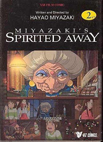 9781569317921: Spirited Away, Vol. 2