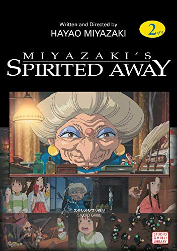 9781569317921: SPIRITED AWAY TP VOL 02