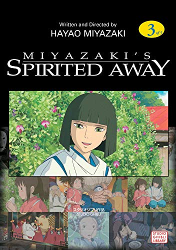 9781569317938: SPIRITED AWAY TP VOL 03