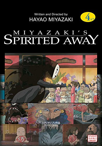 9781569317945: Spirited Away, Vol. 4