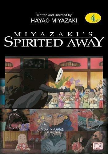 9781569317945: Spirited Away Film Comic 4