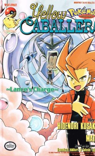9781569318041: Pokemon Adventures, Volume 17: Yellow Caballero, Lance's Charge