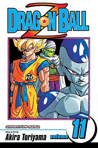 Dragon Ball Z Vol 11 by Akira Toriyama and Gerard Jones 2003 Paperback