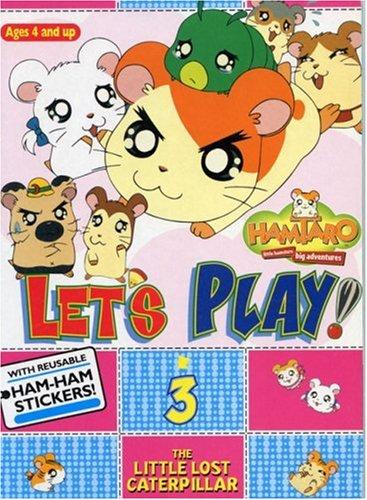9781569318164: Hamtaro, Let's Play! Vol. 3