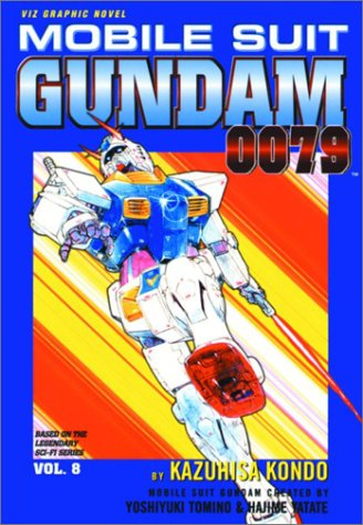 Mobile Suit Gundam 0079: Mobile Suit Gundam Vol. 8