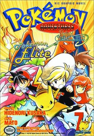 Pokemon Adventures, Volume 7: Yellow Caballero:The Pokemon: Hidenori Kusaka; Illustrator-Mato