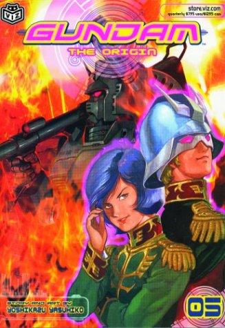 Gundam: The Origin, No. 5: Yasuhiko, Yoshikazu