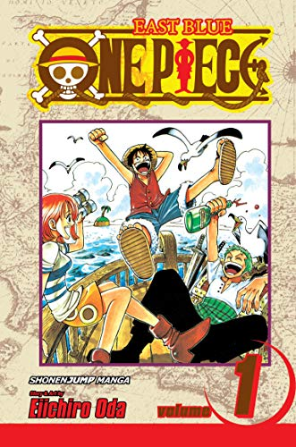 9781569319017: One Piece 1: Romance Dawn