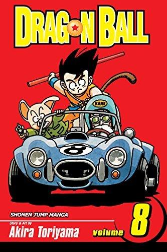 Dragon Ball, Vol. 8: Toriyama, Akira