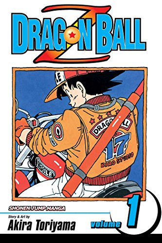 Dragon Ball Z Vol. 1 (Dragon Ball, issue 17)