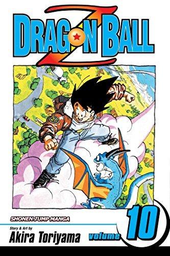 9781569319390: Dragon Ball Z, Vol. 10