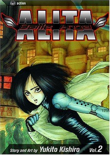 9781569319512: Battle Angel Alita, Vol. 2: Tears of an Angel