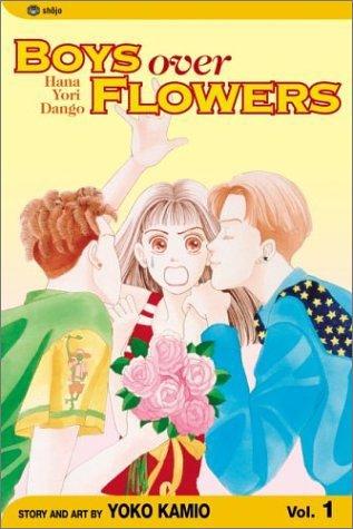 Boys Over Flowers (Hana Yori Dango), Vol.: Kamio, Yoko