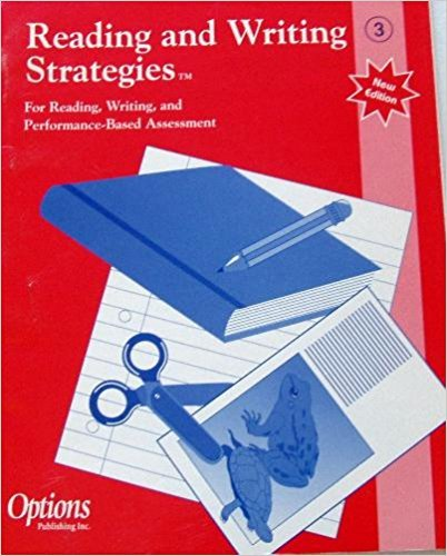 9781569362563: Reading and Writing Strategies for Reading, Writing, and Performance-Based Assessment (3)