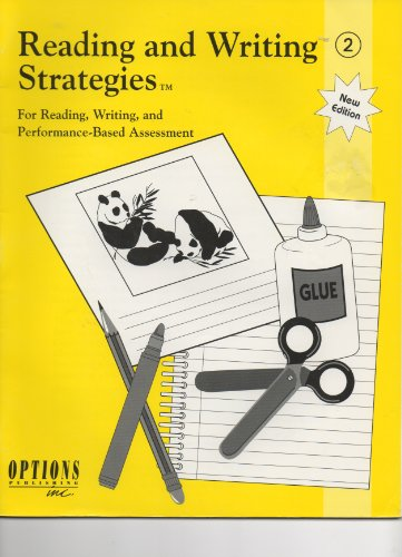 9781569362907: Reading and Writing Strategies for Reading, Writing, and Performance-Based Assessment (2)