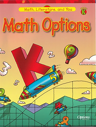 Math Options: Book K: Options Pub Inc