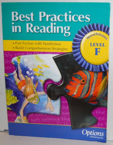 9781569368312: Best Practices in Reading: Level F