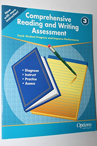 Comprehensive Reading and Writing Assessment: Grade 3