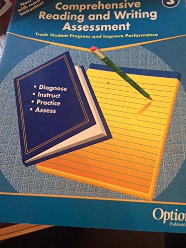 9781569368930: Comprehensive Reading and Writing Assessment: Grade 3