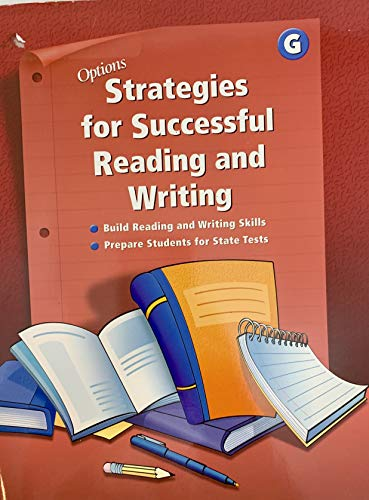 9781569369616: Options Strategies for Successful Reading and Writing