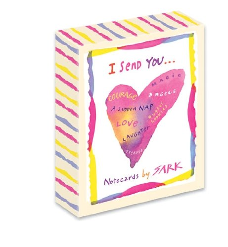 9781569377253: I Send You Note Card Box Set by SARK