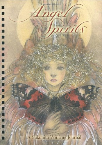 9781569377284: Angel Spirits Journal by Sulamith Wulfing
