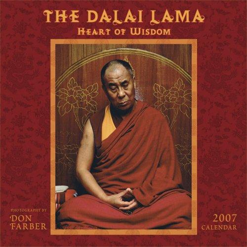 The Dalai Lama Heart of Wisdom 2007 Calendar (9781569377635) by Dalai Lama