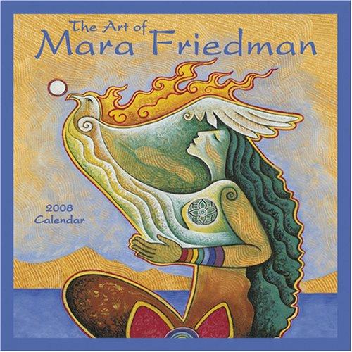 9781569379141: The Art of Mara Friedman 2008 Calendar