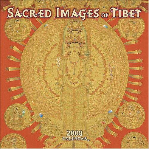9781569379516: Sacred Images of Tibet 2008 Calendar