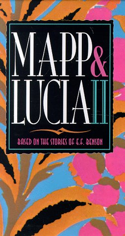 9781569381649: Mapp & Lucia, Set 2 based on the stories of E. F. Benson [VHS]