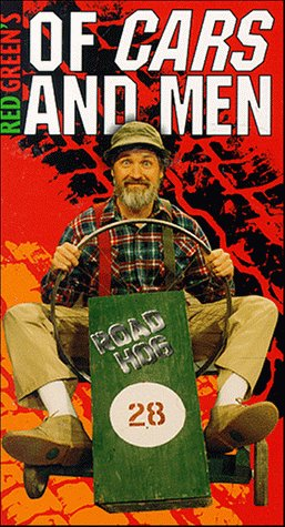 9781569381991: Red Green Show: Of Cars & Men [VHS]