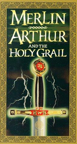 9781569382455: Merlin Arthur & the Holy Grail [VHS]