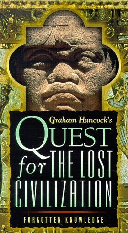 9781569382622: Quest for the Lost Civilization - Forgotten Knowledge [VHS]