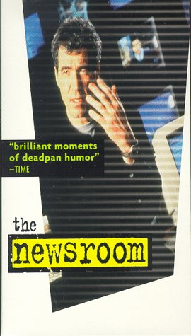 9781569382837: The Newsroom, Vol. 1-4 Boxed Set [VHS]
