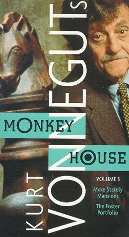9781569383032: Kurt Vonnegut's Monkey House, Vol. 3: More Stately Mansions, The Foster Portfolio [VHS]