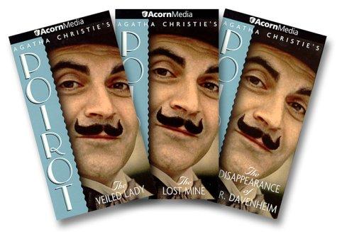 9781569383759: Agatha Christie's Poirot, Vol. 1 [VHS]