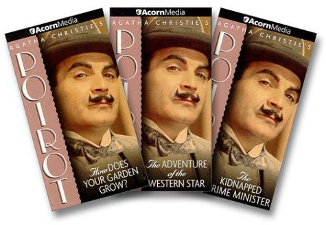9781569383834: Agatha Christie's Poirot, Vol. 3 [VHS]