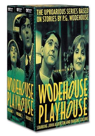 9781569385944: Wodehouse Playhouse: Series 1 [VHS]