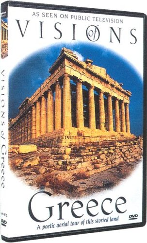9781569387153: VISIONS OF GREECE DVD