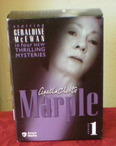 9781569387641: Agatha Christie's Marple, Series 1