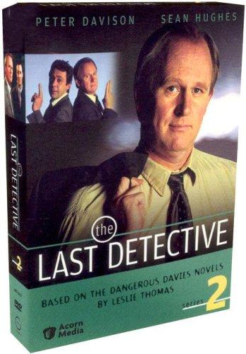 9781569388853: The Last Detective, Series 2