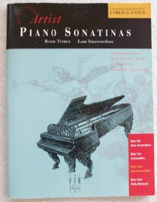 9781569390078: Piano Sonatinas, Book 3