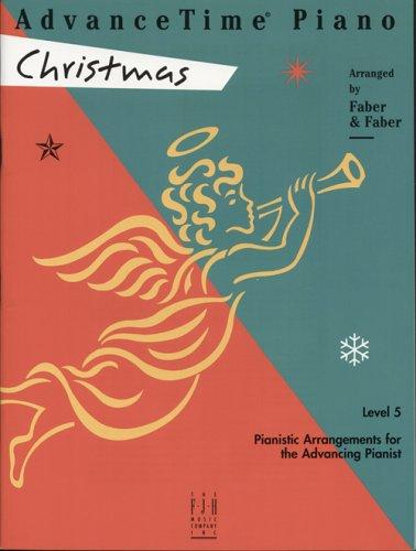 9781569390207: AdvanceTime Piano Christmas