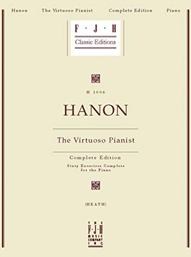 9781569390276: Hanon le pianiste virtuose en 60 exercices