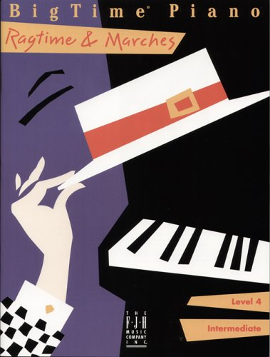 BigTime Piano Ragtime & Marches: Nancy & Randall